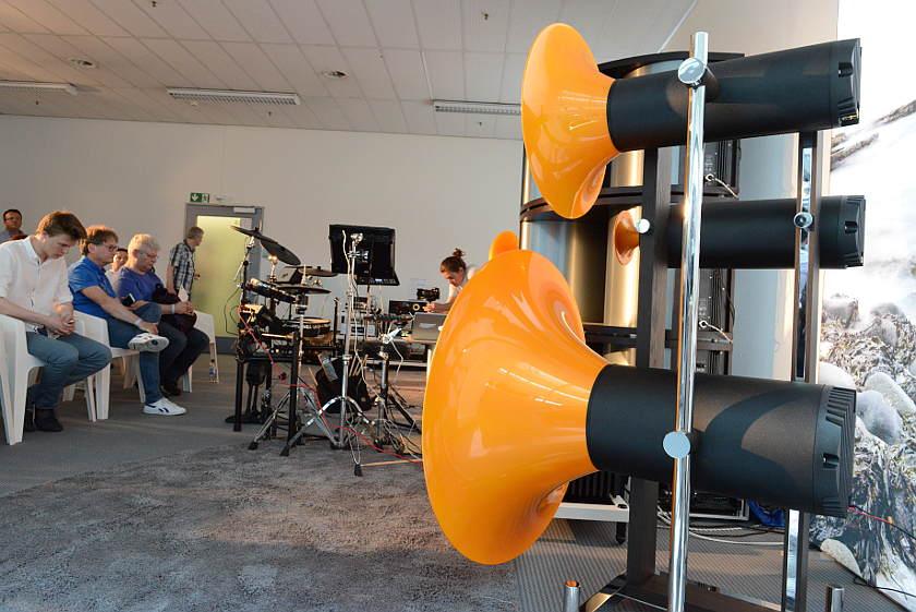 Avangarde Acoustic Loudspeaker