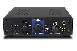 Hafler-Dynaco HA75-DAC headphone amplifier