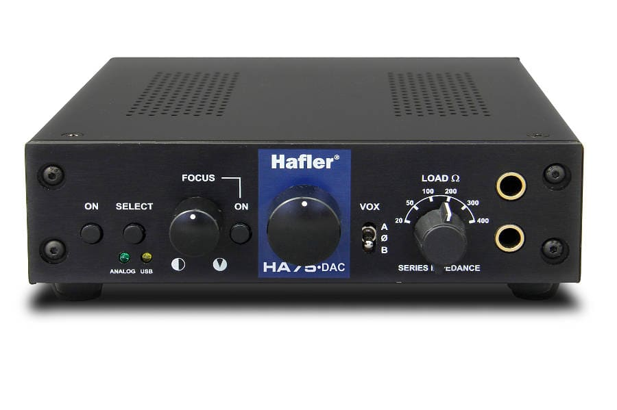 Hafler-Dynaco HA75 DAC headphone amplifier
