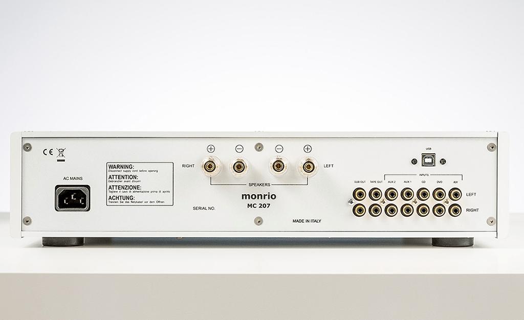 Monrio launch the MC 207 MKII