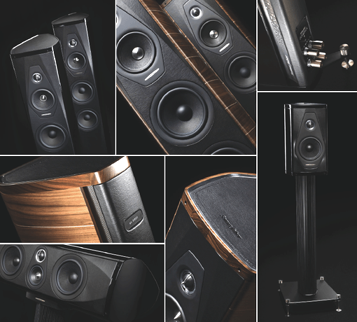 Sonus faber Olympica III in Wenge Finish