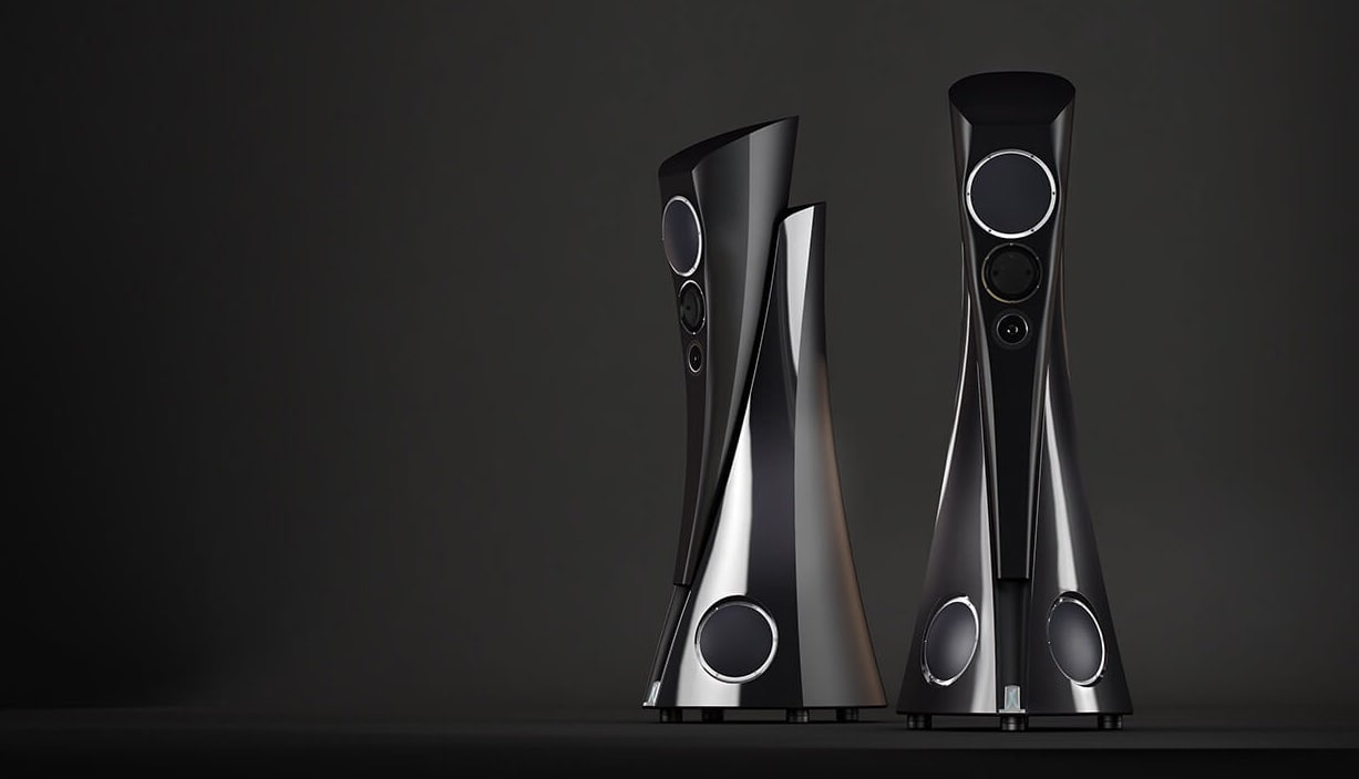 Estelons Super Luxury Rolls-Roys Inspired Speakers