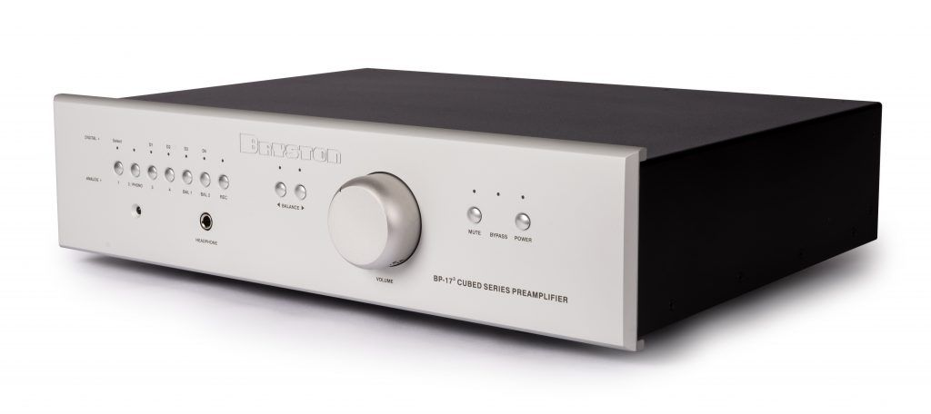 Bryston Launches BP-17³ Preamplifier