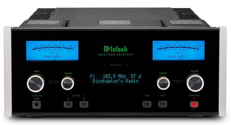 McIntosh MA7200 & MAC7200