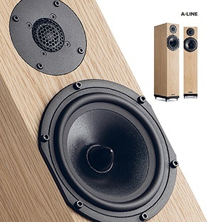 Spendor A2 & A4 Loudspeakers