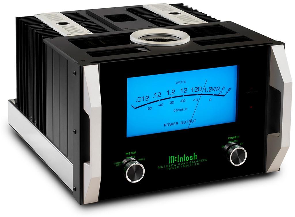 McIntosh MC1.25KW Quad Balanced Power Amplifier