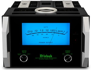 McIntosh MC1.25KW Quad Balanced Power Amplifier