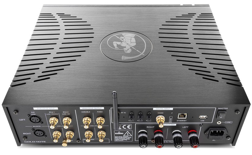 Gold Note IS-1000 SUPER INTEGRATED AMP