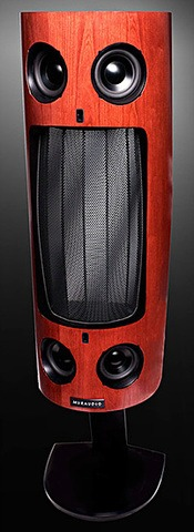 Muraudio_SP1_Red_Cherry_front