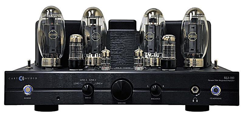 Cary_Audio_SLI-100_black_front