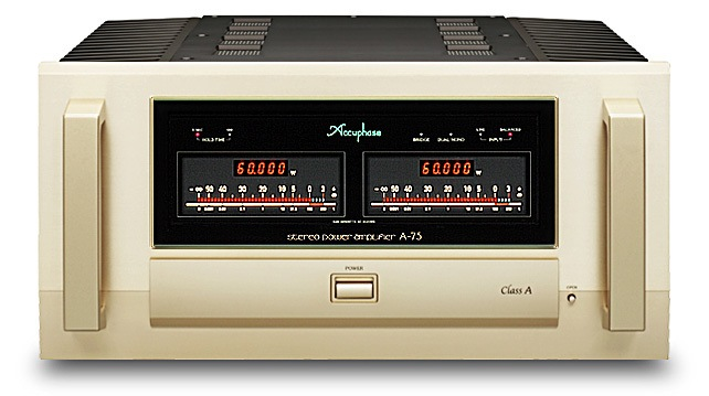 Accuphase_A-75_front