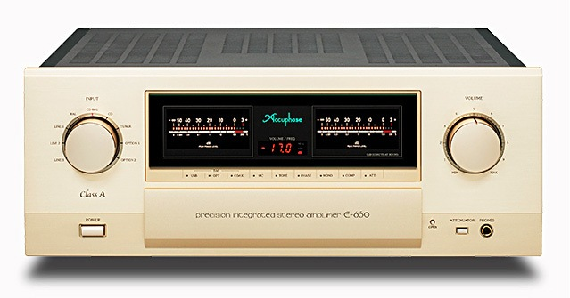 Accuphase_E-650_front