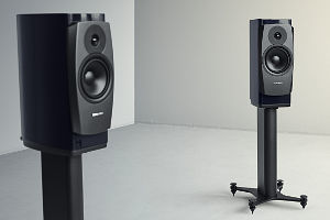 dynaudio confidence 20 - midnight high glos