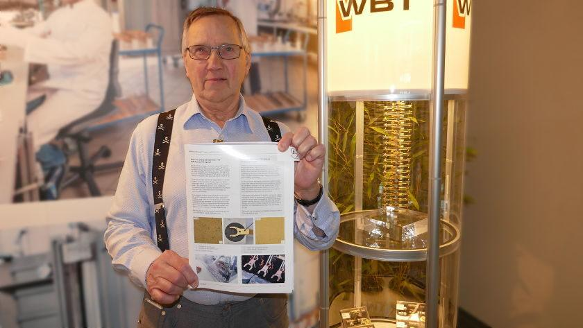Wolfgang Törner from WBT