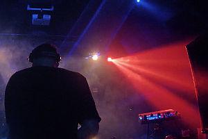 DJ Panama nightclub Amsterdam