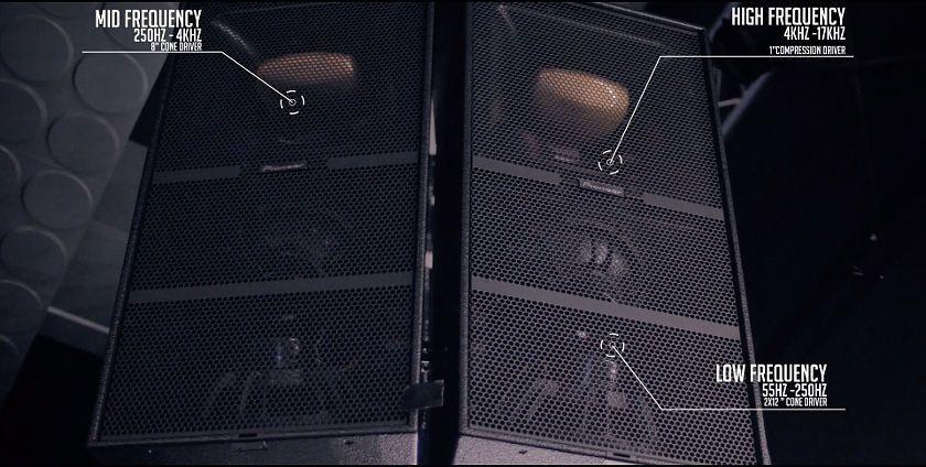 Pioneer Pro Audio XY Series