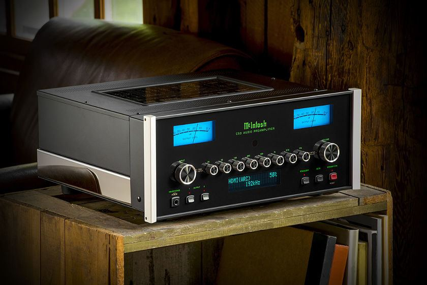 McIntosh Announces C53 Preamplifier