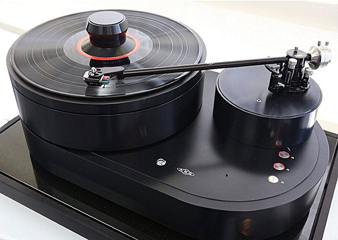 AMG - Viella Forte 12 Turbo turntable