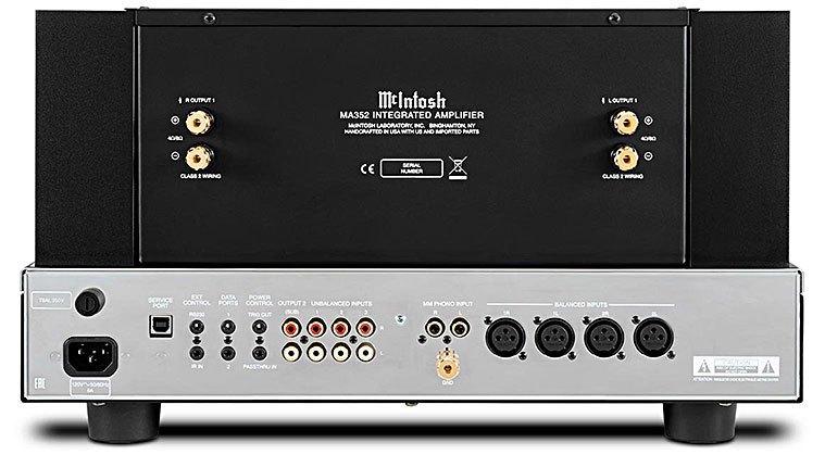 McIntosh MA352 Integrated Amplifier