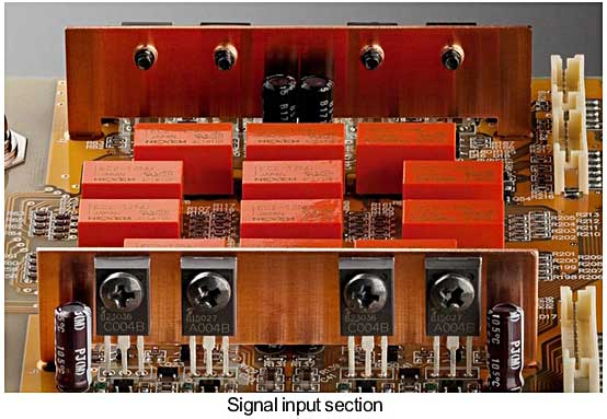 Accuphase A-48 Stereo Amplifier