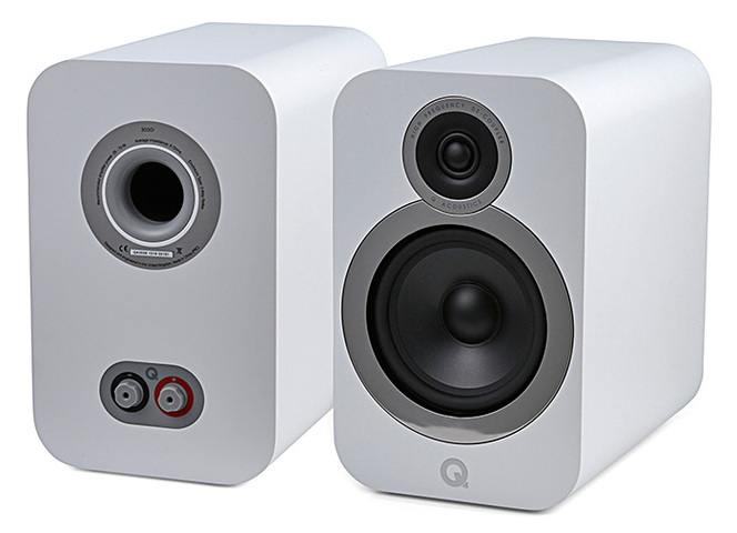 Q Acoustics 3030i loudspeakers