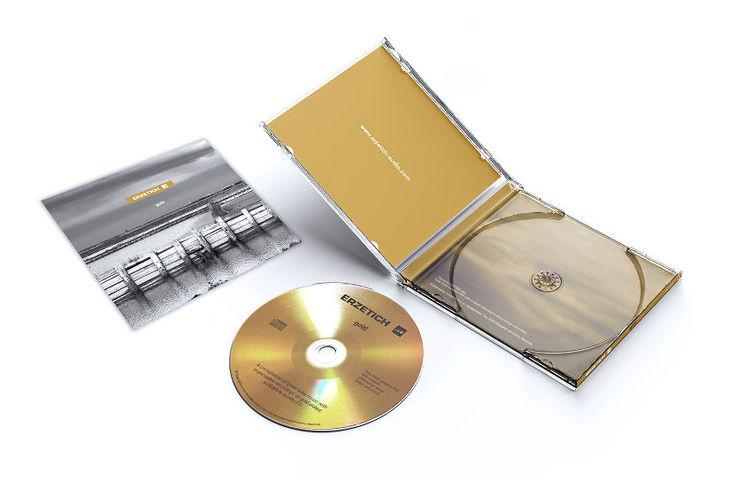 ERZETICH audiophile gold cd