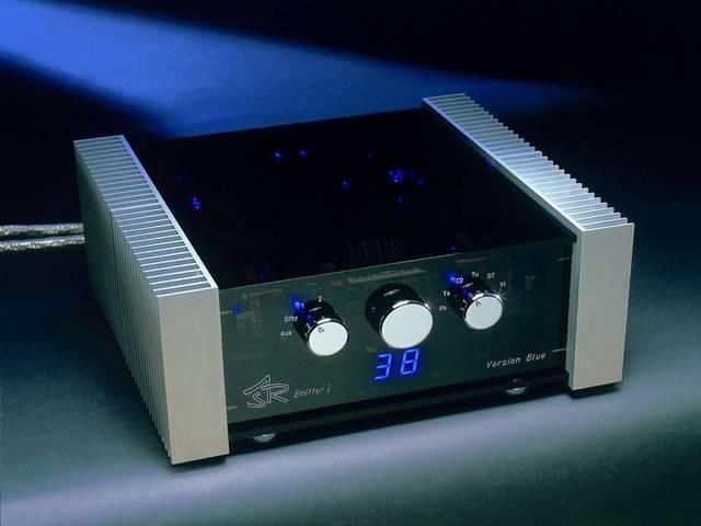Special model Emitter 1 Version Blue