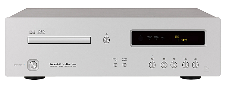 Luxman D-03X CD/Digital Media Player