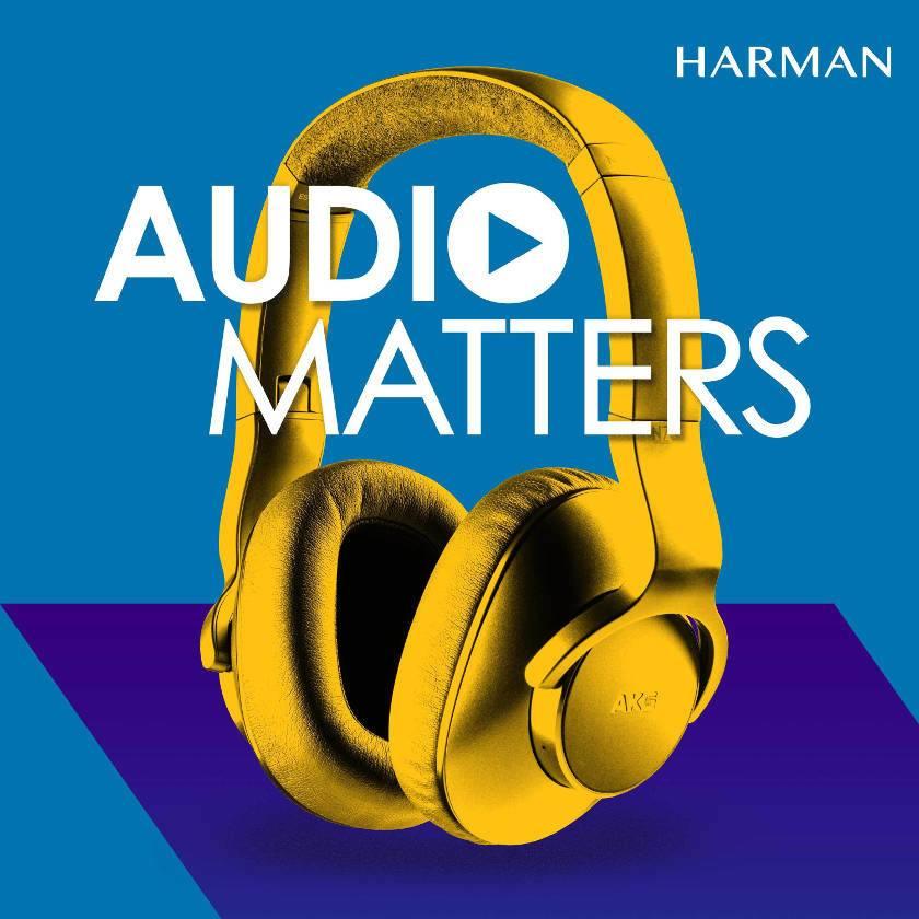 Logo Audio Matters
