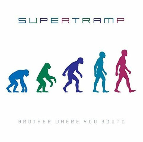 Supertramp Brother Where you Bound
