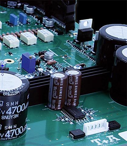 T+A P3100 HV Preamplifier