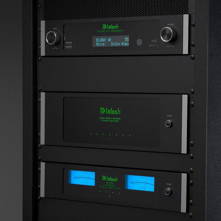 rack including MX100, MI347 and MI254