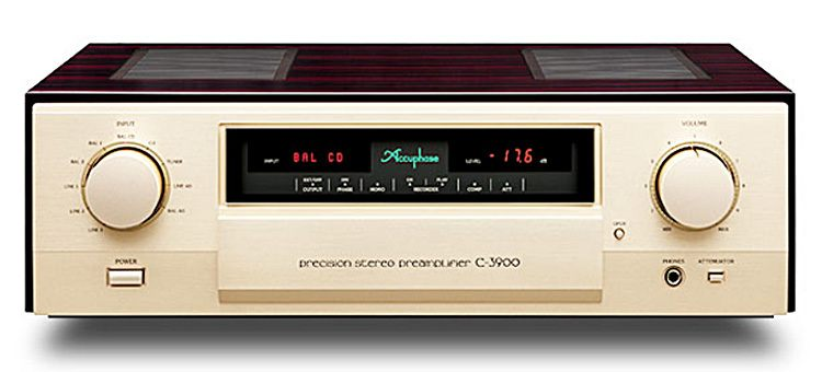 Accuphase C-3900 Precision Stereo Preamplifier