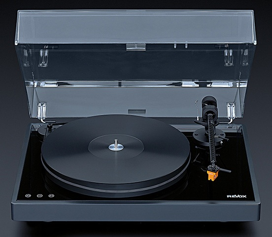 Revox Studiomaster T700 Turntable