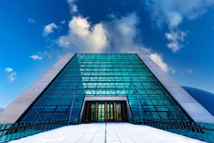 New 'World-class' concert hall in Turkey