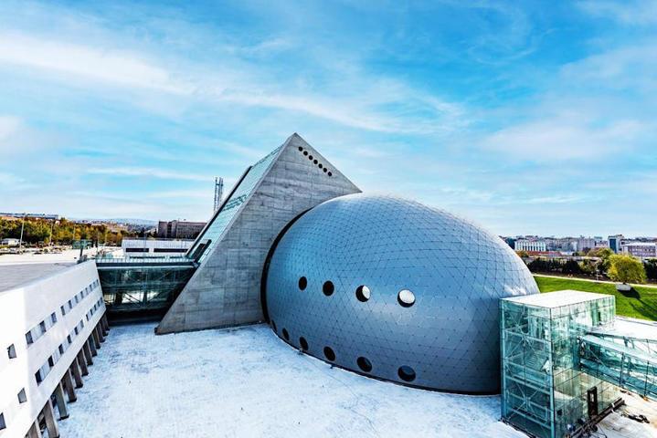 PSO concert hall in Ankara/Turkey