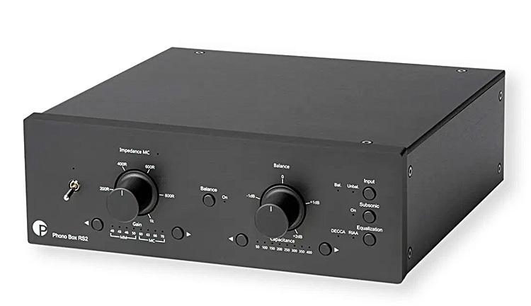 Pro-Ject Phono Box RS2