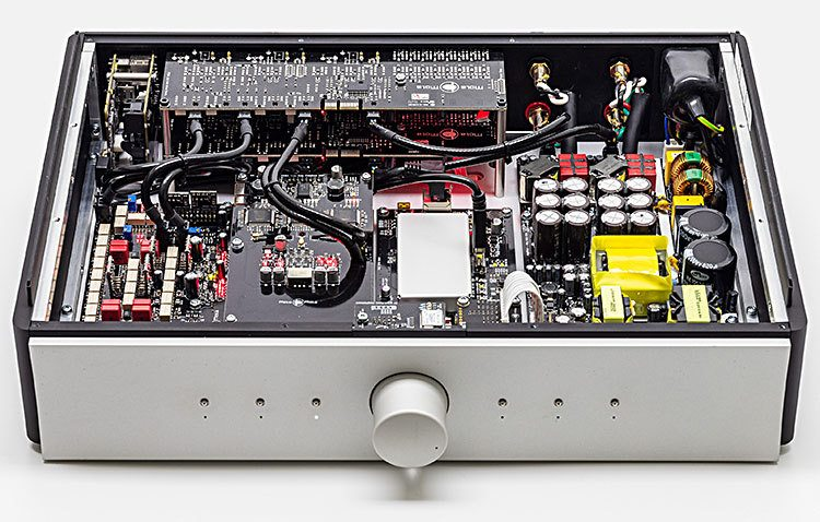 Mola Mola Kula integrated Amplifier