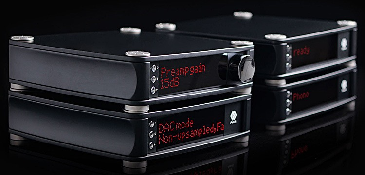 Aavik Series Amplifier, DAC, Streamer & RIAA