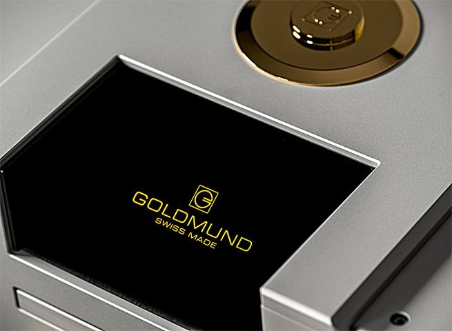 Goldmund Eidos SACD Player