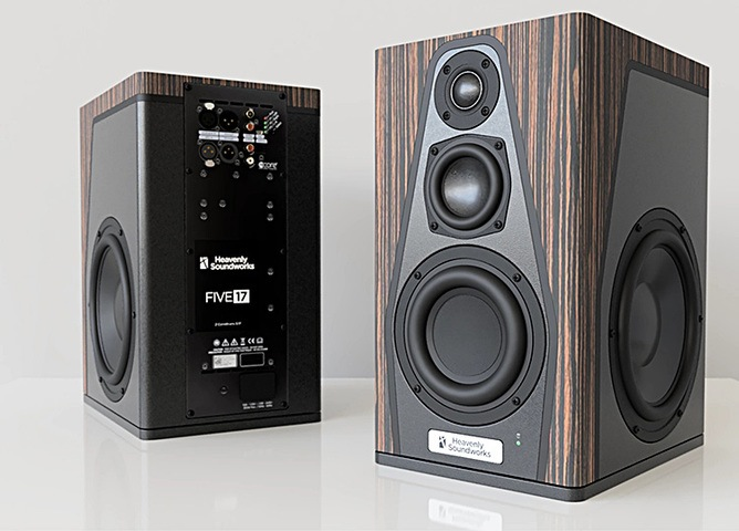 Heavenly Soundworks FIVE17 Active Loudspeaker