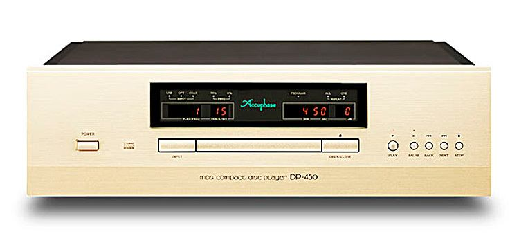 Accuphase DP-450 CD Player